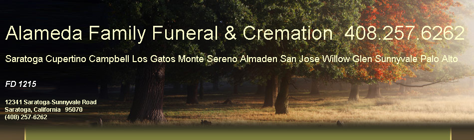 Alameda Family Funeral & Cremation, Inc.     408.257.6262